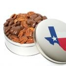 Jan's Gourmet Sweets Pride of Texas Gift Tin